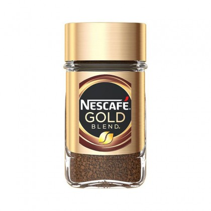 قهوه فوری نسکافه (Nescafe Gold) مدل گلد - 50 گرم