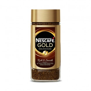 قهوه فوری نسکافه (Nescafe Gold) مدل گلد - 100 گرم